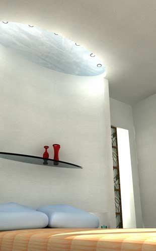 Gianfranco tavella ambientazioni d interni in cartongesso